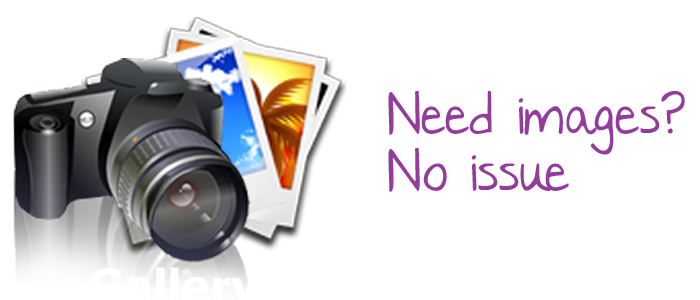 Need images not an issue