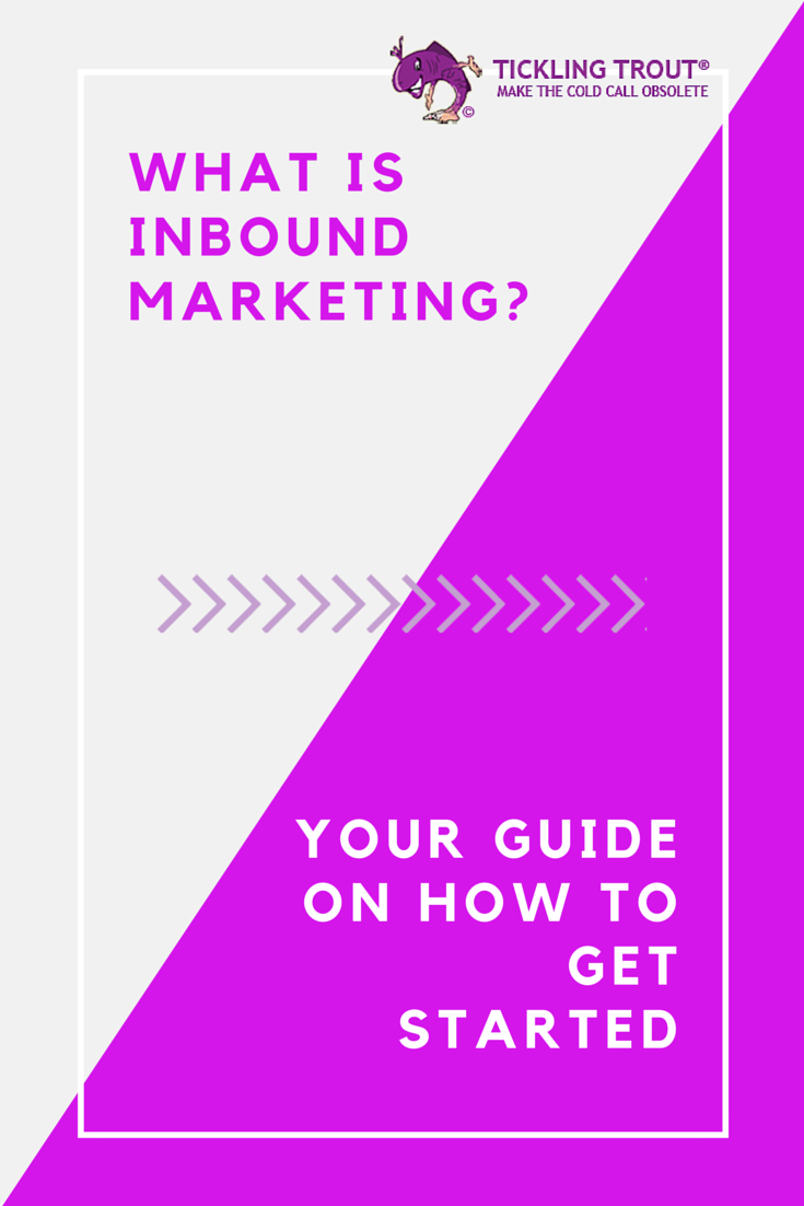 What is inbound marketing-