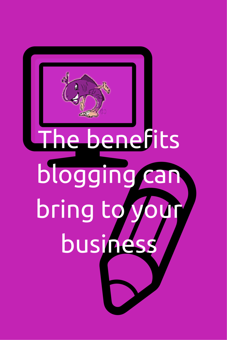 The powerful benefits blogging can bring