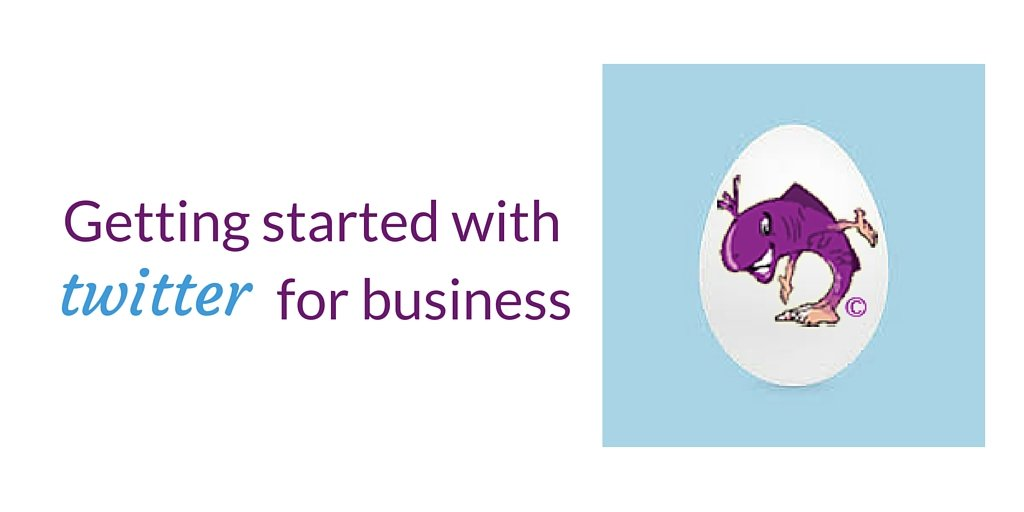 getting started with twitter for business