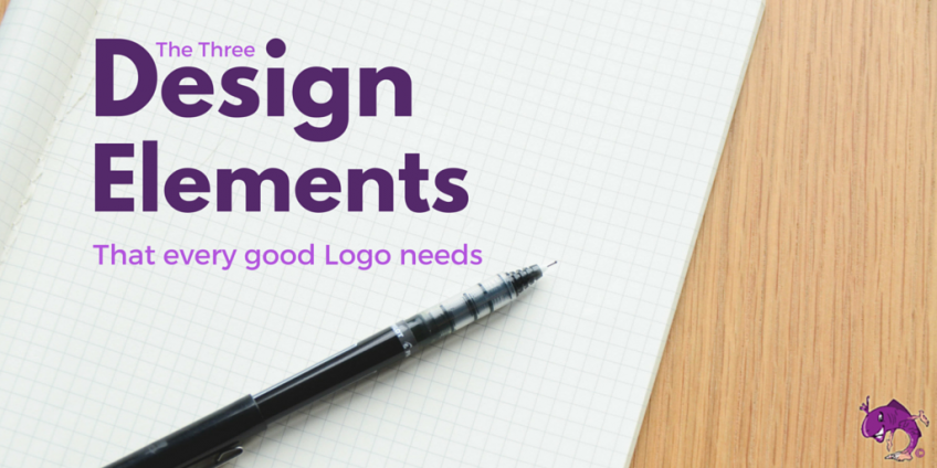 The 3 Design Elements Every Good Logo Needs