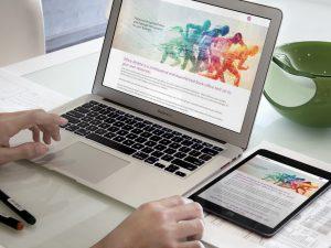 Webdesign for Office Athlete