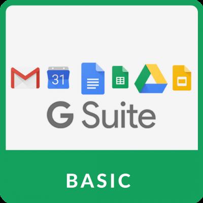 Basic GSuite