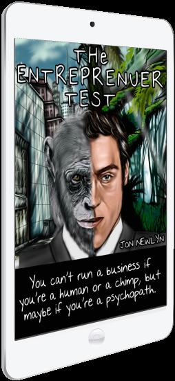 The Entrepreneur Test – Chapter 3